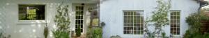 fenêtre, porte d'entrée, porte fenêtre avec vitrage- ouvertures blanche pvc