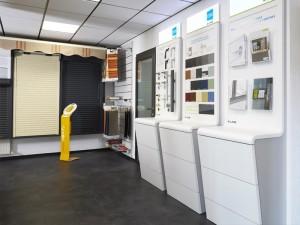 Showroom de menuiserie à Cholet : volets roulants, fenêtres