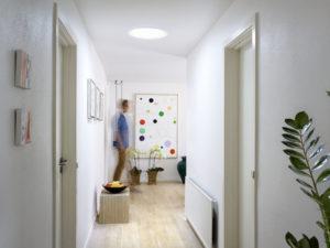 Puit de lumière maison cholet