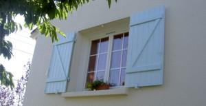 fenêtre PVC battants - pose et vente cholet