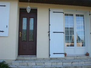 menuiserie porte et fenêtres traditionnelles