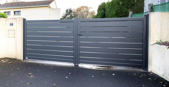 portails et clôtures à cholet