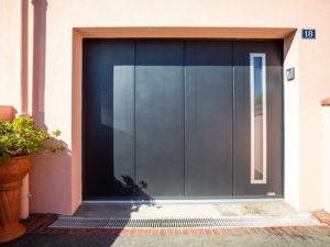 portes de garages sur mesure