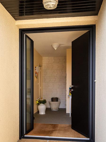 porte d'entrée 2 vantaux cholet
