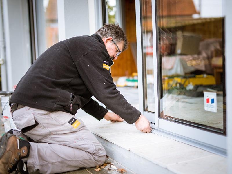 installation de fenêtres sur cholet
